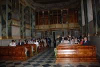 Zámecká barokní kaple, Valtice