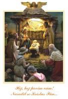 è. 16 Betlém v kostele, Poštorná