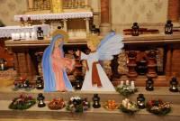 1. adventní nedìle - Zvìstování Pánì archandìl Gabriel