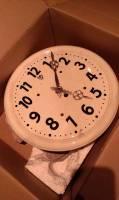 staré hodiny na klíè